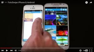 iPhoneとAndroid間の写真をカンタン移動できるFotoSwipe